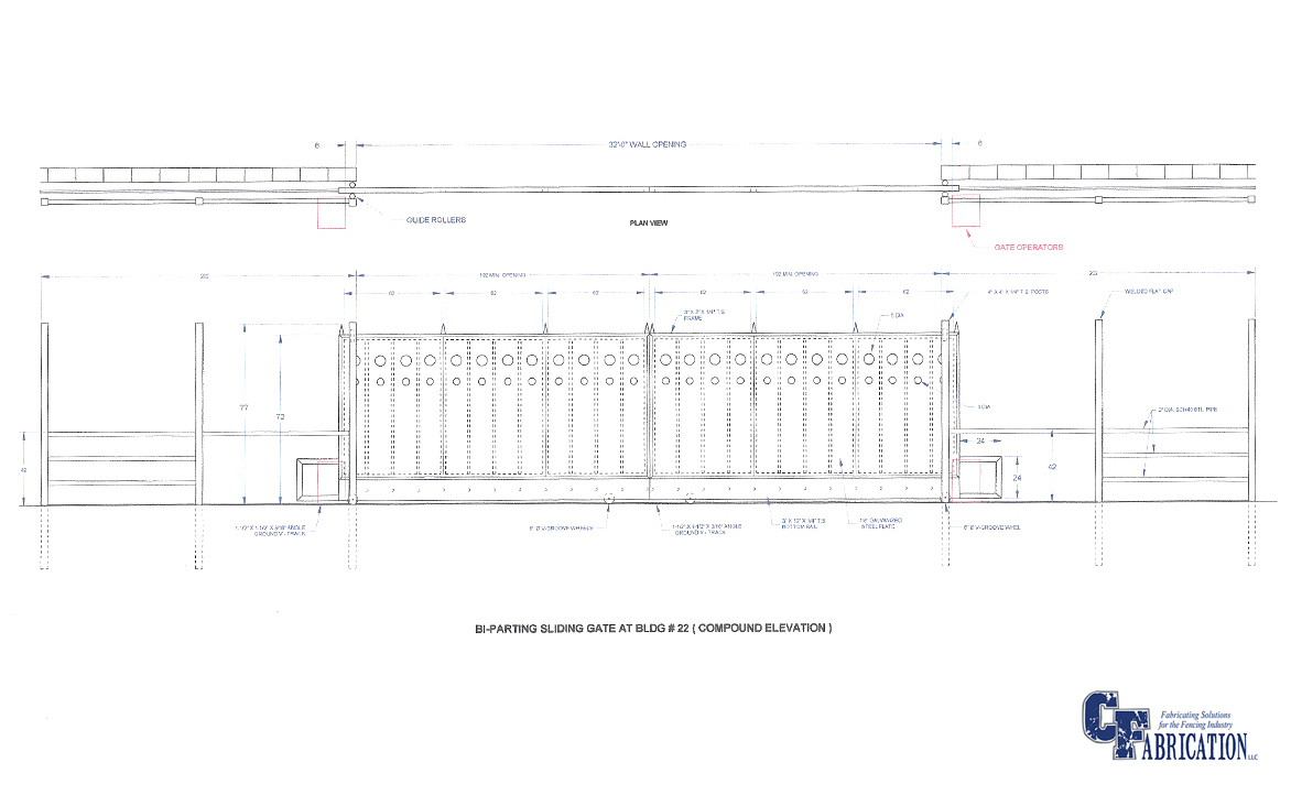 Cad drawings cfabrication for Cad blueprints
